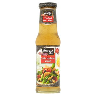 Exotic Food Authentic Thai Sladká švestková omáčka 250ml