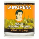La Morena Pickled Jalapeňo Peppers 200g