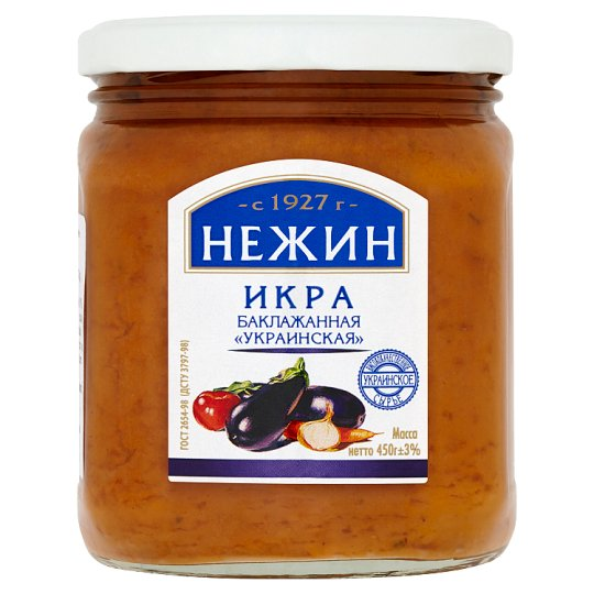 Nezhin Spread of Eggplant 450g