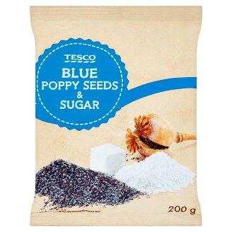 Tesco Blue Poppy Seeds & Sugar 200g
