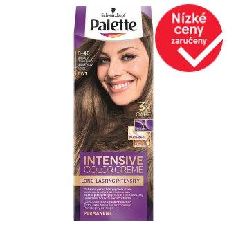 Schwarzkopf Palette Intensive Color Creme barva na vlasy Kouřově tmavě plavý BW7