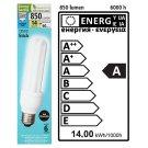 Tesco Greener Living Úsporná žárovka E27 14W 220-240V