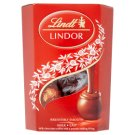 Lindt Lindor Milk Chocolate Truffles with Smooth Melting Filling 50g