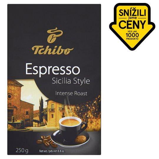Tchibo Espresso Sicilia Style pražená mletá káva 250g