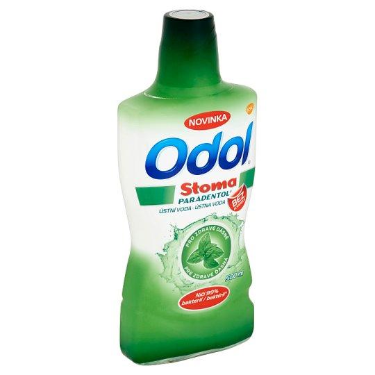 Odol Stoma Paradentol Mouthwash 500ml