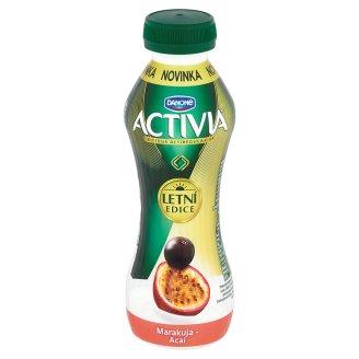Danone Activia Marakuja - acai jogurtový nápoj 310g