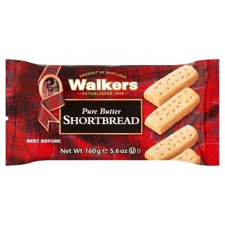 Walkers Skotské máslové tradiční tyčinky 160g
