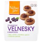 Nature Line Velvety Buckwheat Biscuits with Fructose and Blueberries 200g