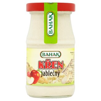 Bahak Apple Horseradish 175g