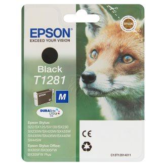 Epson Black T1281 inkoustová náplň