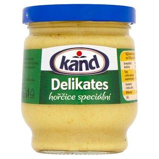 Kand Delikates hořčice speciální 190g