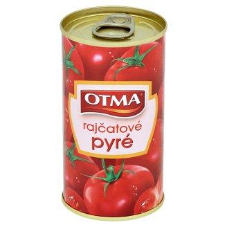Otma Rajčatové pyré 190g