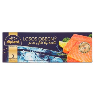 Mylord Premium Salmon Fillet without Skin 3 x 100g