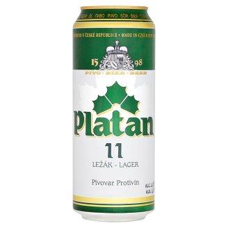Platan 11 Pivo ležák 0,5l