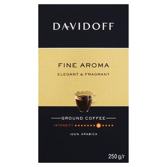 Davidoff Fine Aroma pražená mletá káva 250g