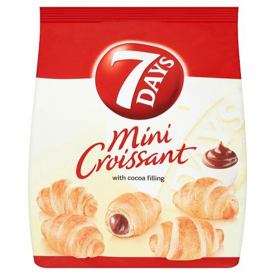 7 Days Mini Croissant s kakaovou náplní 200g