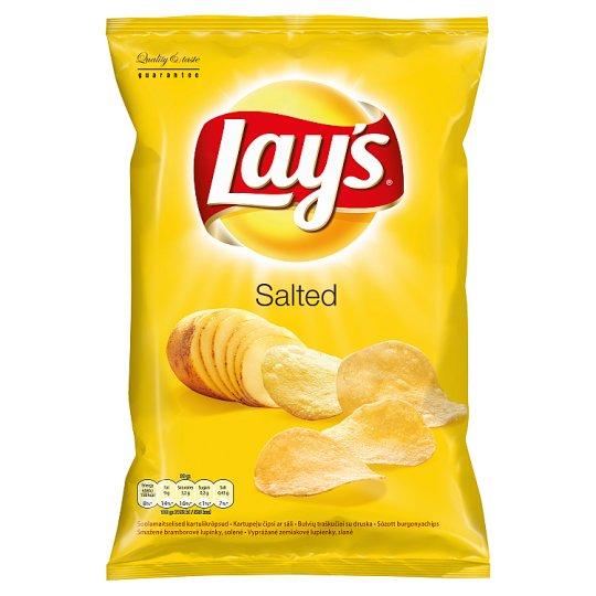 Lay's Smažené bramborové lupínky, solené 70g