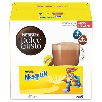 NESCAFÉ® Dolce Gusto® NESQUIK® - Cocoa Beverage - 16 Capsules in a Pack
