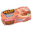 Rio Mare Paté Ham Cream with Smoked Flavor 2 x 84g