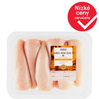 Tesco Fresh Chicken Breast Fillets Family Pack