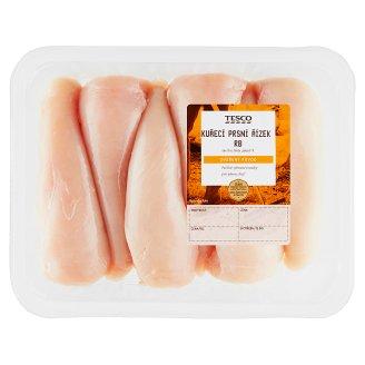 Tesco Čerstvé Kuřecí Maso Kuřecí prsní řízky bez kůže rodinné balení
