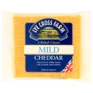 Lye Cross Farm English Mild Cheddar Natural Hard Cheese 200g
