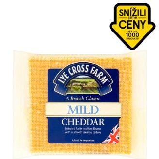 Lye Cross Farm English mild cheddar přírodní tvrdý sýr 200g