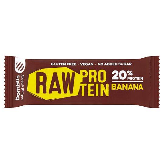 Bombus Raw Protein Banana 50g
