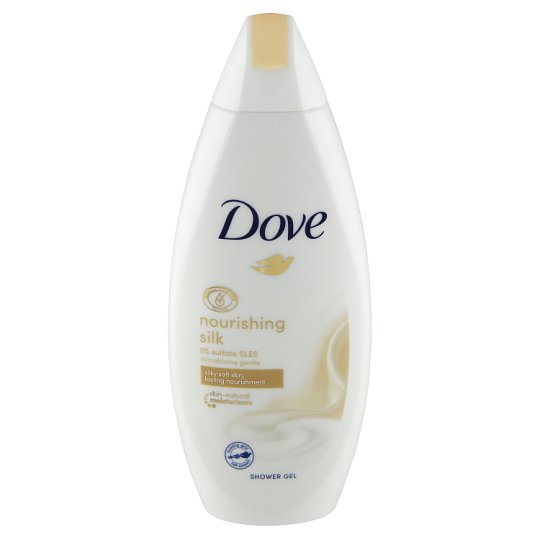 Dove Silk Glow Sprchový gel 250ml