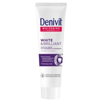 Denivit Whitening Expert White & Brilliant zubní pasta pro každodenní použití 50ml