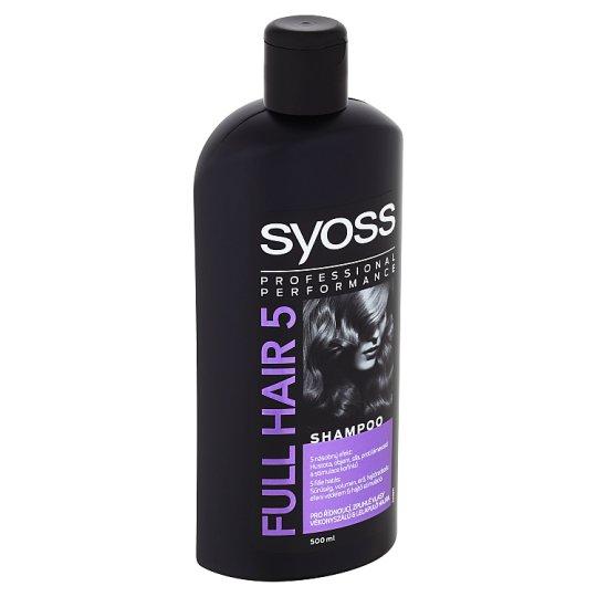 Syoss šampon Full Hair 5 500ml