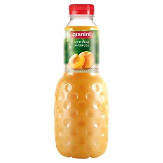 granini Meruňkový nektar vyrobený z dřeně 1l