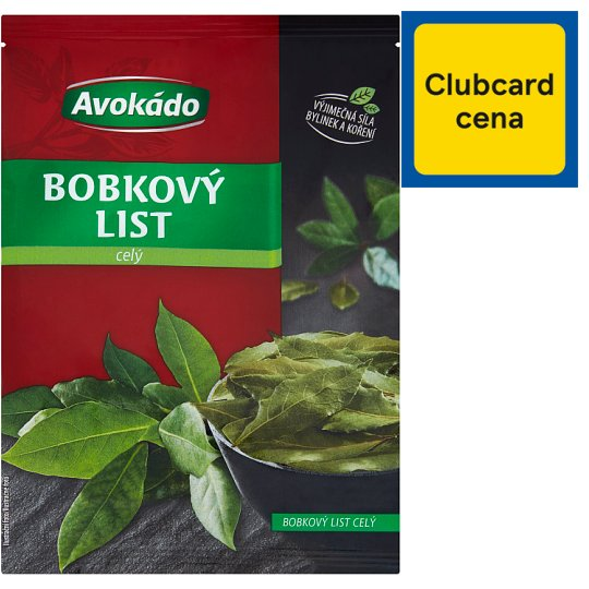 Avokádo Bay Leaves Spice 5g