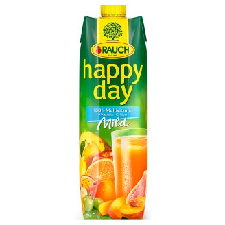 Rauch Happy Day Mild 100% multivitamin 1l
