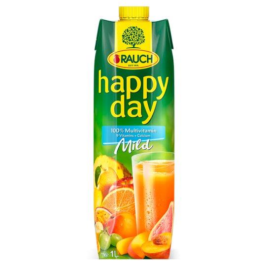 Rauch Happy Day Mild 100% multivitamin 1l