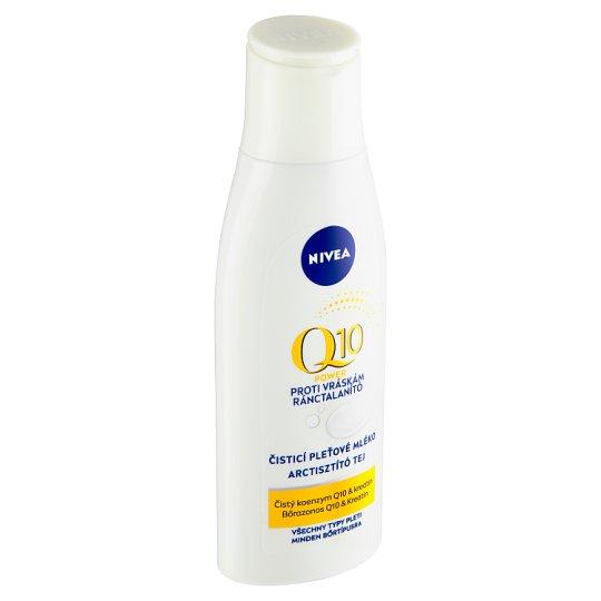 Nivea Q10 Power Čisticí pleťové mléko proti vráskám 200ml