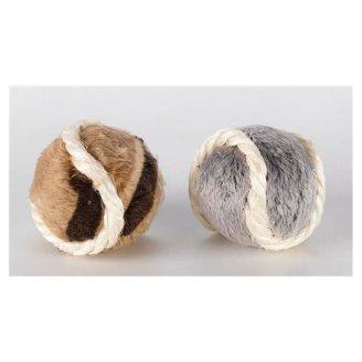 Petface Chlupaté míčky 2 ks
