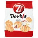 7 Days Doub!e Mini Croissant s náplní s kakaem a s náplní s vanilkovou příchutí 200g