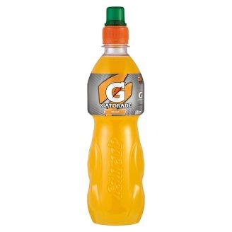 Gatorade Orange nealkoholický nápoj s příchutí pomeranče 500ml