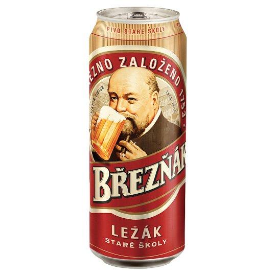 Brezňák Beer Lager Old School 0.5L