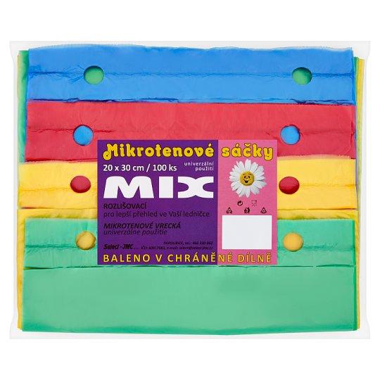 Select Mikrotenové sáčky mix 20 x 30 cm 100 ks