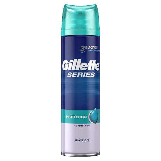Gillette Series Protection Men's Shaving Gel 200ml