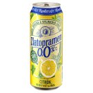Zlatopramen Radler with Lemon, Elderflower & Mint Flavour 0.5L