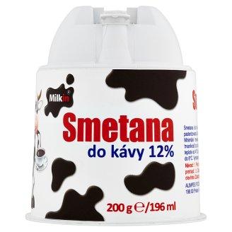 Milkin Coffee Cream 12% 196ml