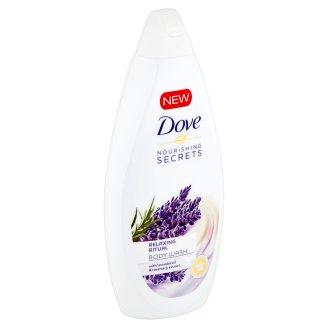 Dove Levandulový olej a extrakt z rozmarýnu Sprchový gel 750ml