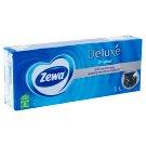 Zewa Deluxe 3-vrstvé papírové kapesníčky 10 x 10 ks