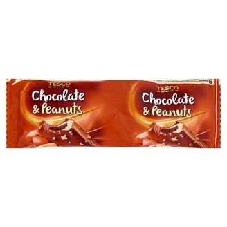 Tesco Mražený krém s vanilkovou a čokoládovou příchutí s kakaovou polevou 95ml