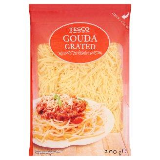 Tesco Gouda strouhaný sýr 200g