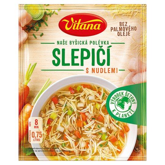 Vitana Chicken with Noodles 50g
