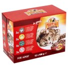 Propesko Complete Food for Adult Cats 12 x 100g